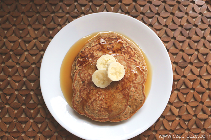 3 ingredient protein pancakes 2