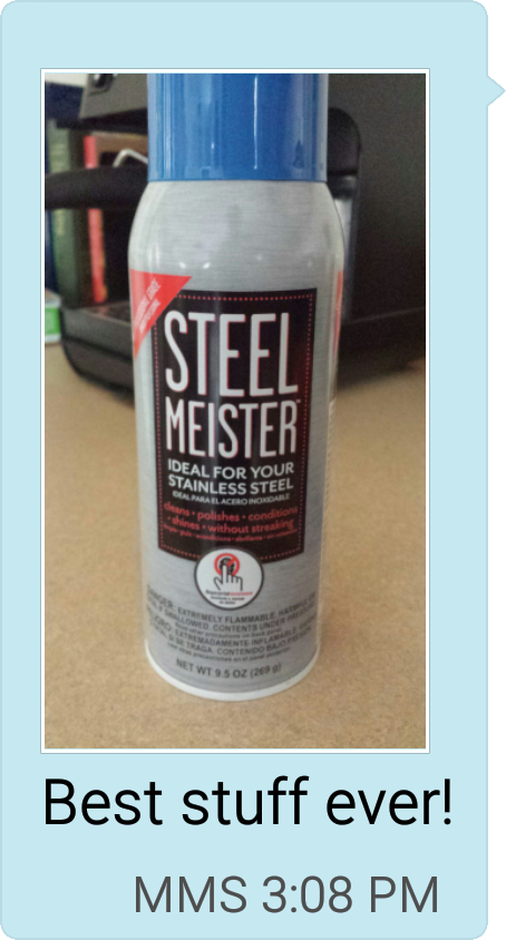 The BEST Stainless Steel Cleaner Ever