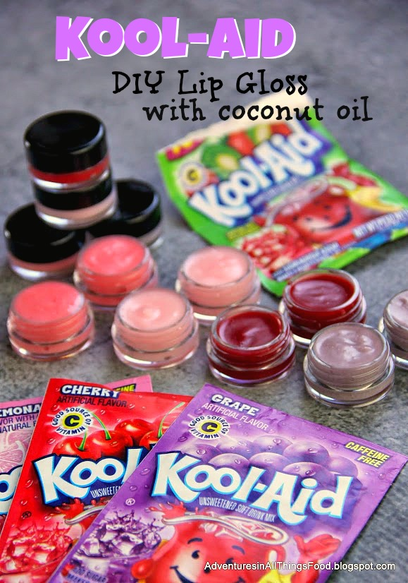 koolaid lip gloss