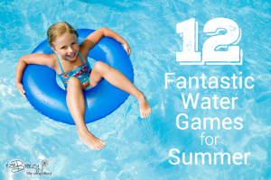 Fantastic Water Games For Summer