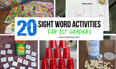sight words activities2
