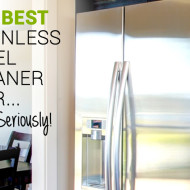 The BEST Stainless Steel Cleaner Ever!