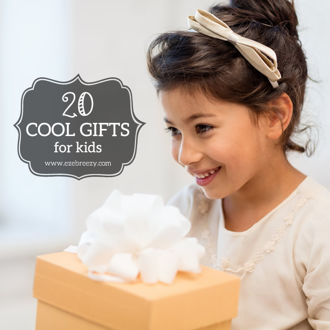 20 Cool Gifts For Kids