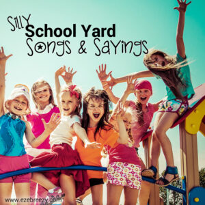 silly school songs square