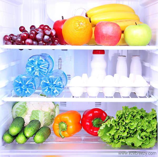 3 Natural Ways To Keep Your Fridge Fresh 2