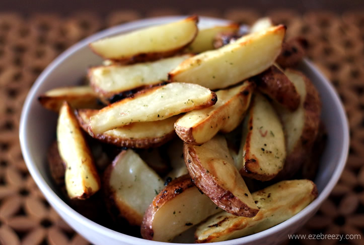 potato wedges baked2