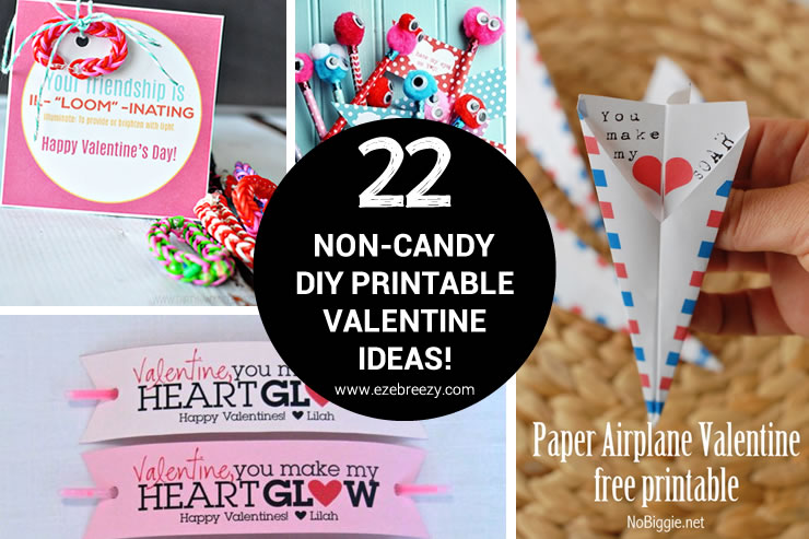 non-candy diy printable valentine ideas_slider