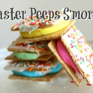 Easy Easter Peeps S'mores