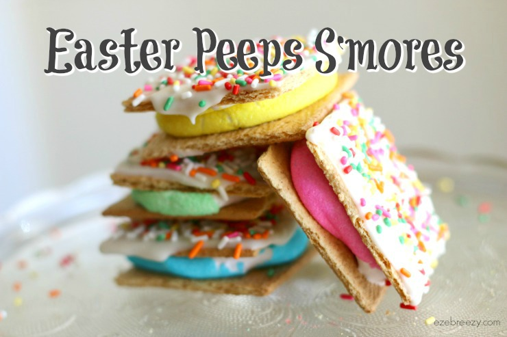 Easter Peeps Smores 8