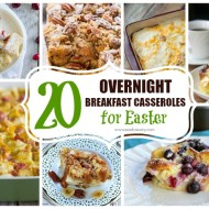 20 Overnight Breakfast Casserole Recipes