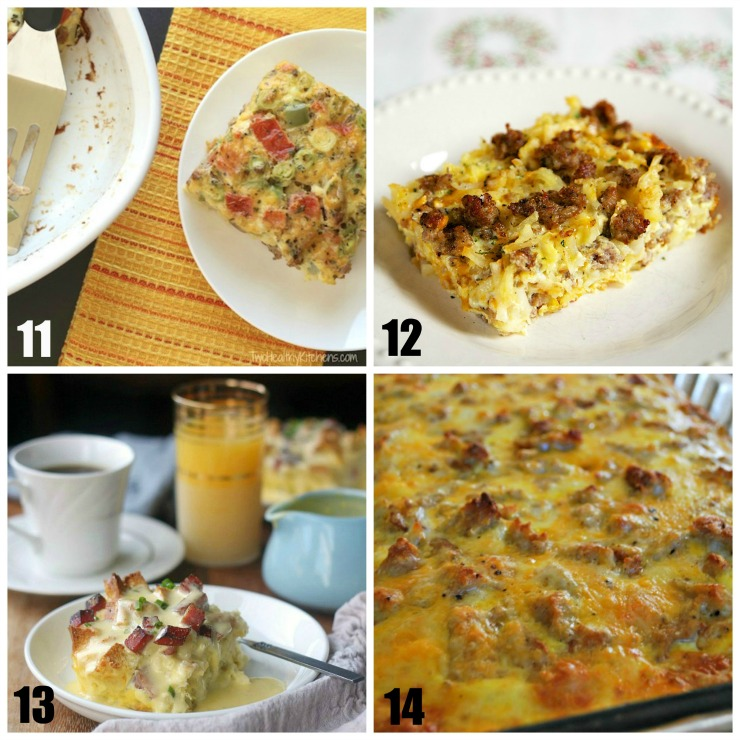 overnight breakfast casserole recipes 11_14