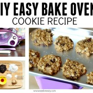 DIY Easy Bake Oven Cookie Recipe