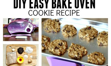 easy bake oven diy cookie recipe