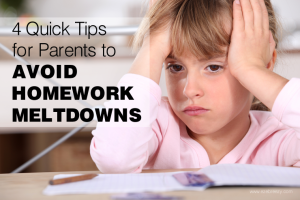 homework meltdown 1