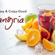 Crazy Good and Easy Sangria Recipe
