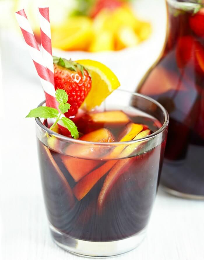 easy sangria recipe_closeup