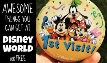 Awesome free things you can get at Disney