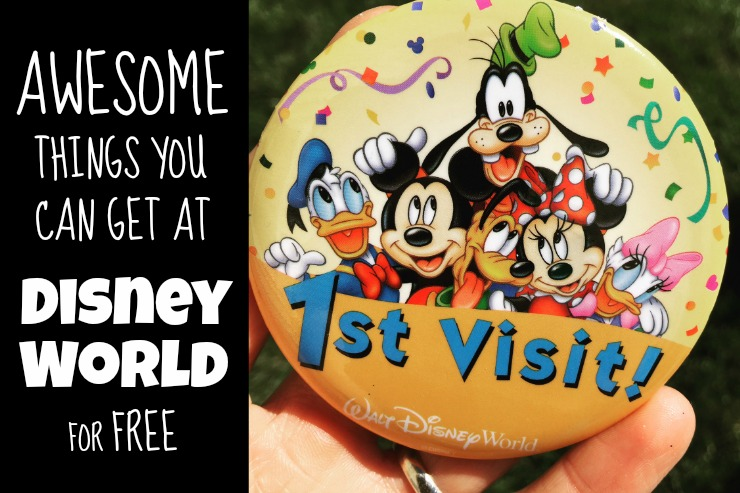 Awesome free things you can get at Disney World
