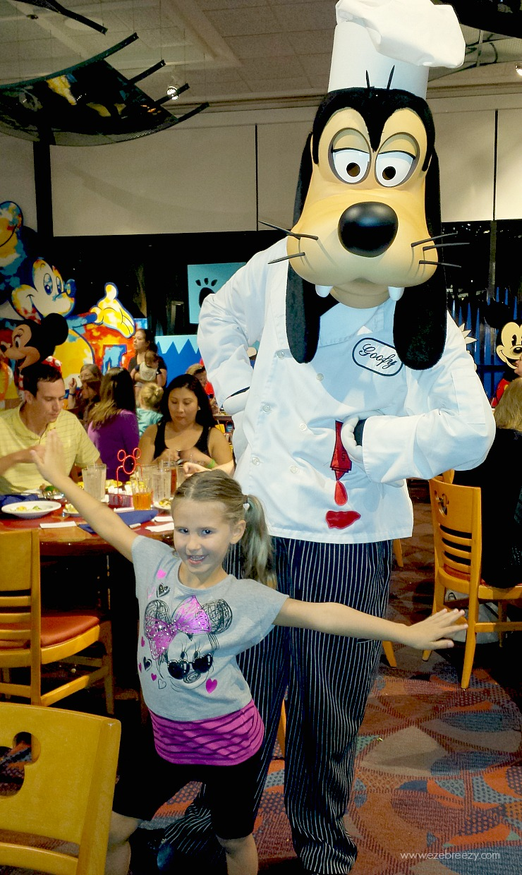 Disney World Chef Micky