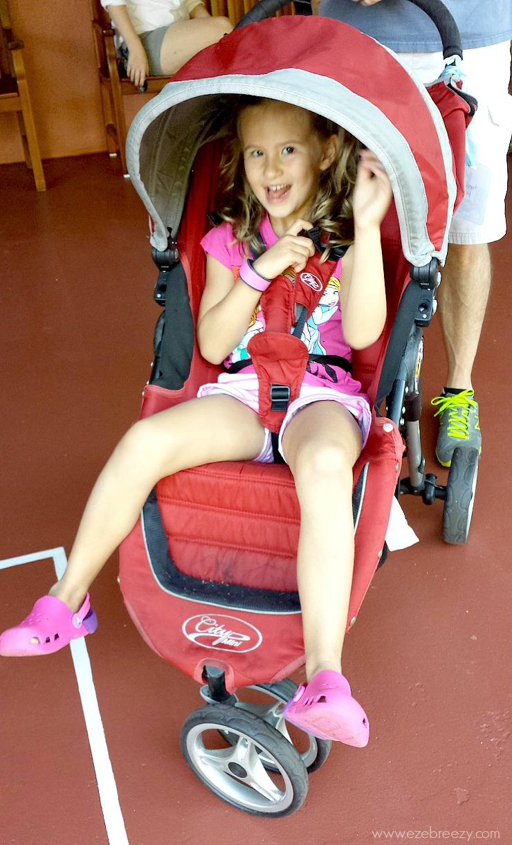 Disney World Stroller
