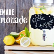 Refreshing Homemade Lemonade Recipe