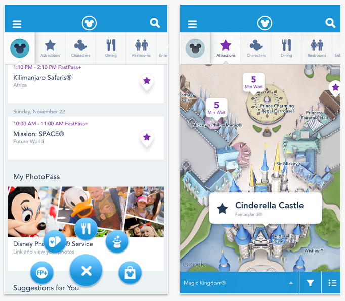My Disney Experience Walt Disney World on the App Store