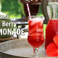 Spiked Wild Berry Lemonade