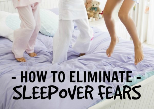 10 Tips To Help Kids With Sleepover Fears