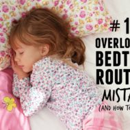 #1 Overlooked Bedtime Routine Mistake