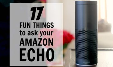 There are so many things to love about the Amazon Echo. Here is a great list of fun and cool things to ask your ask Alexa. Printable list available.