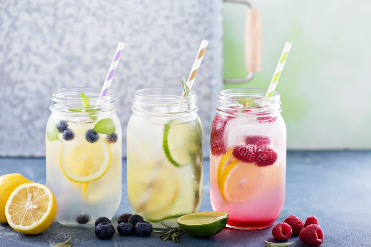 Fruit Infused Water Recipes That Will Help You Stay Hydrated All Summer Long