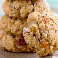 Oatmeal Breakfast Cookies Recipe